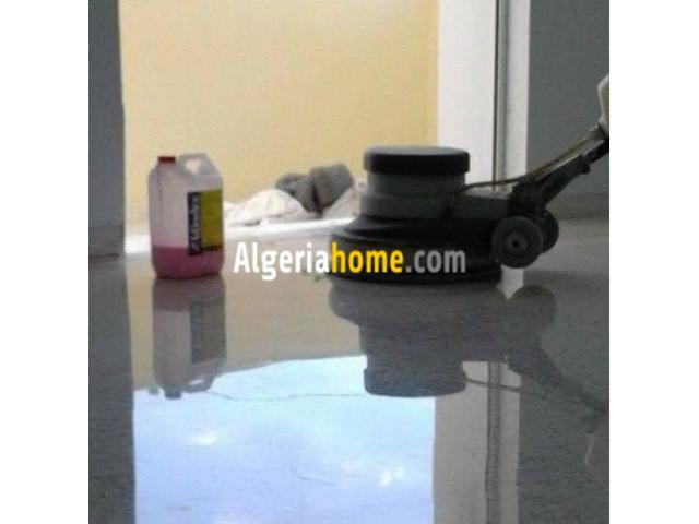 ponçage lustrage carrelage algerie tlmcen