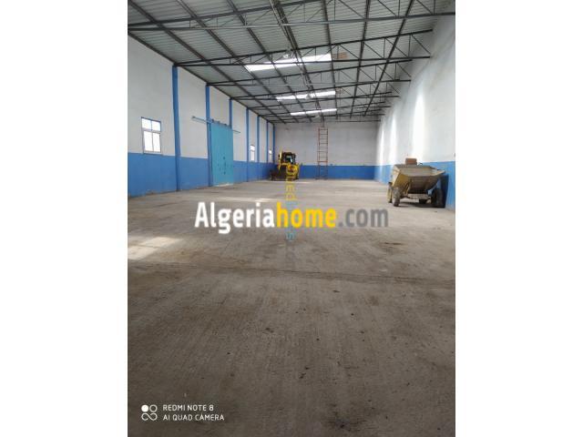 Location Hangar Tiaret